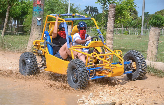 Buggies Adventure Punta Cana Bavaro Dominican Republic Excursions