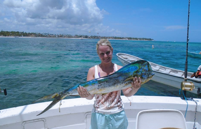 Dominican quest for Deep sea fishing punta cana