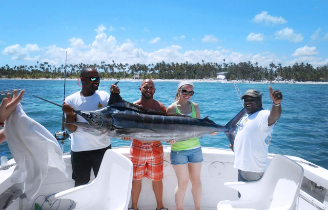 Deep sea fishing la romana bayahibe dominican republic for Dominican republic fishing